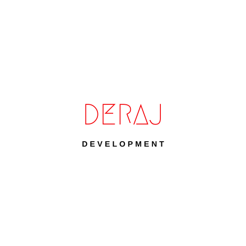 DeRaj Development Logo