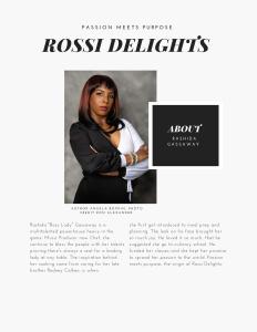 Rossi Delights Bio