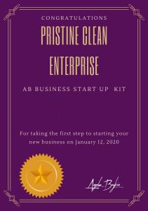 Pristine Clean Enterprise