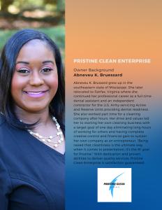 Pristine Clean Enterprise Bio Design