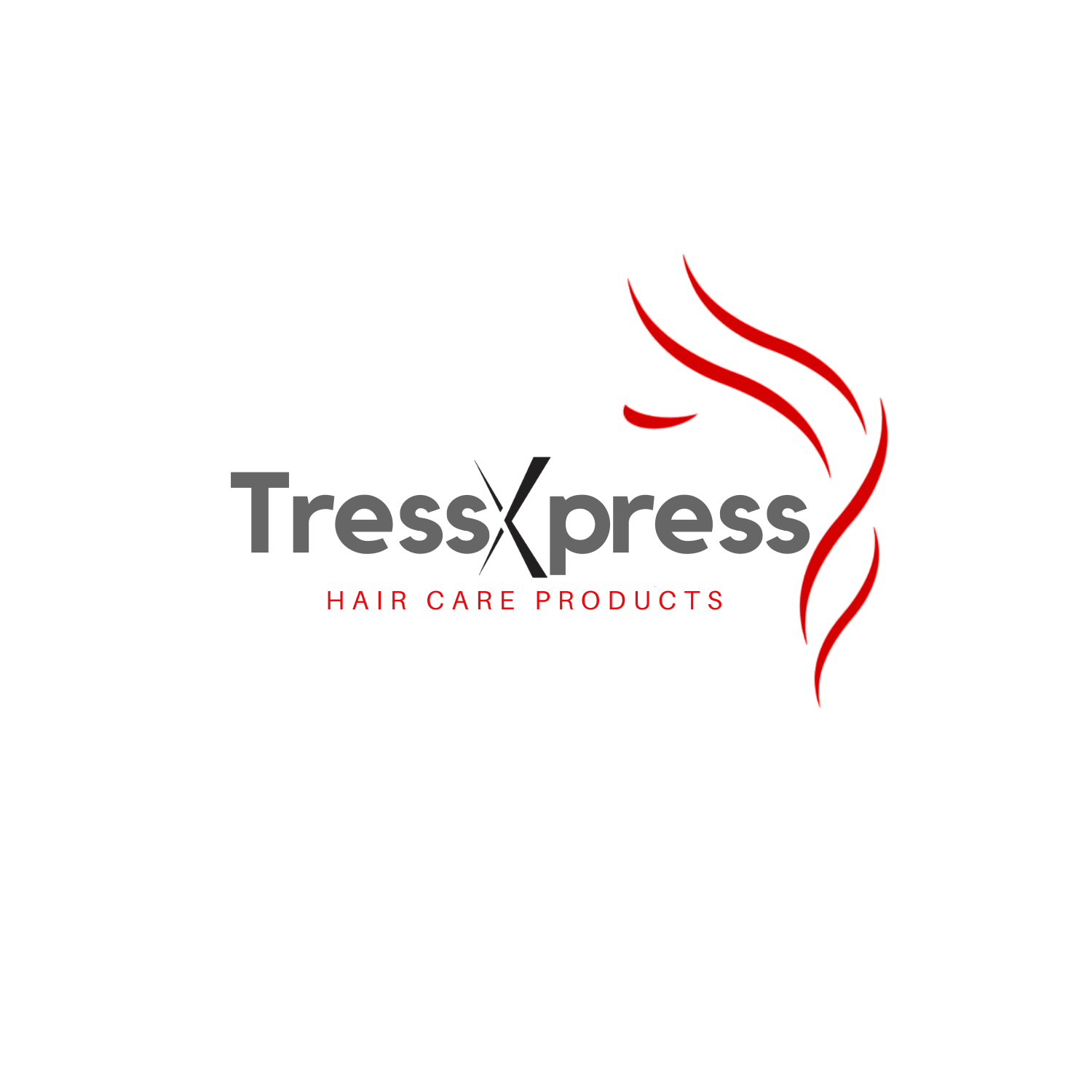 Tress Xpress Hair Care Products Logo